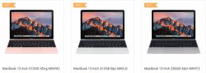 Thu mua macbook mới giá cao tận nơi tphcm